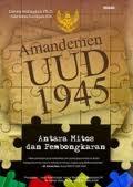 Republik Indonesia Tahun 1945 , atau disingkat UUD 1945 atau UUD ...