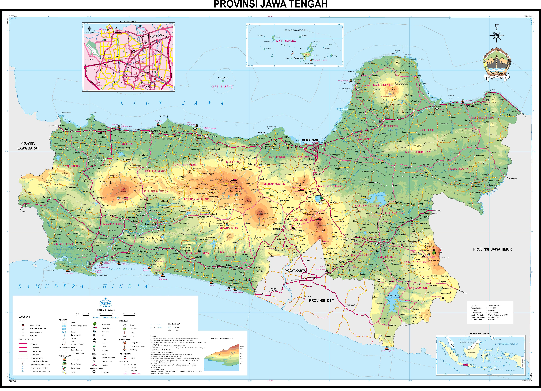 peta dki jakarta saripedia com