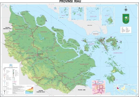 Peta 34 Provinsi Indonesia Terbaru 1 2 Saripedia Com