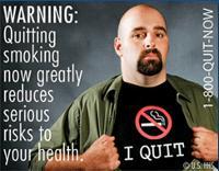 9 Gambar Seram Baru di Bungkus Rokok Amerika Serikat