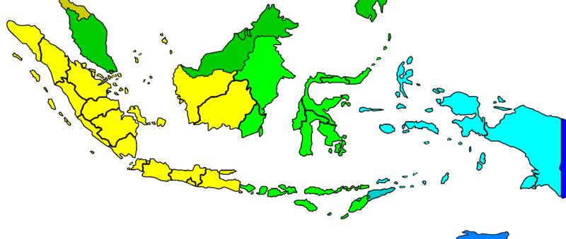 Tiga Wilayah Waktu Indonesia Disatukan Wib Wita Wit Dihapus Saripedia
