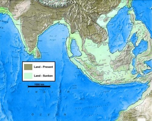 Fakta Ilmiah Benua Atlantis Hilang Ternyata Indonesia Gambar Peta