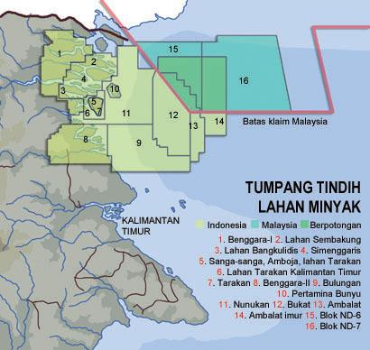 Sengketa Daerah Perbatasan Indonesia dan Malaysia (2/2)