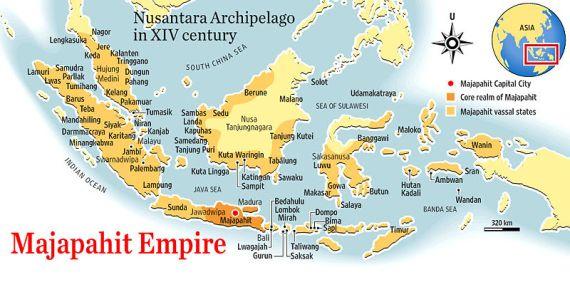 majapahit-map