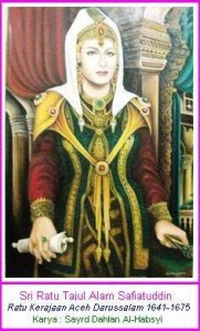 Sultanah Safiatudin