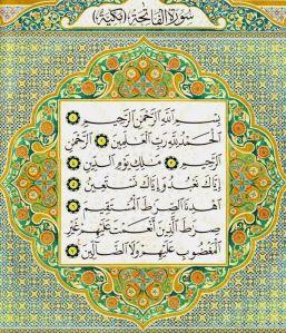 Kandungan Surat Al Fatihah Saripediacom