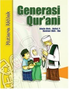 Generasi Qur'ani _ilustrasijpg