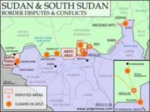 sudan-and-south sudan-border