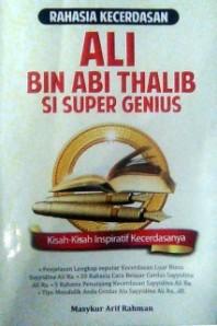 Sayyidina Ali Genius