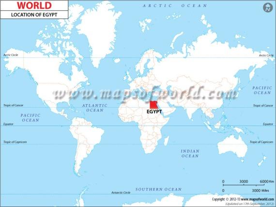 egypt-location-map