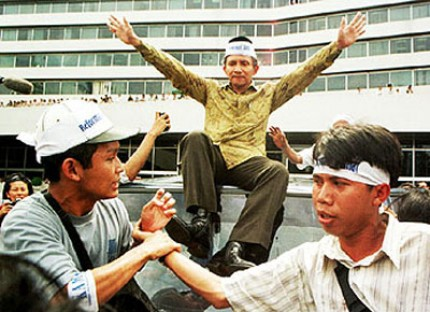 Partai Tommy Soehato Tak Masuk Akal?